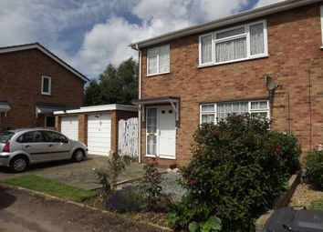 Thumbnail 3 bedroom semi-detached house for sale in St. Anselm Place, St Neots, Cambridge
