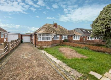 Thumbnail 2 bedroom semi-detached bungalow for sale in Deal Avenue, Seaford