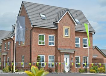 "Thumbnail 4 bed semi-detached house for sale in ""Hexham"" at Station Road, Methley, Leeds"