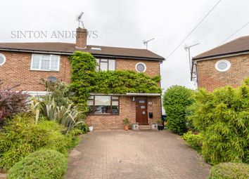Thumbnail 4 bed semi-detached house for sale in Wolsey Close, Norwood Green
