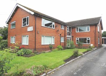 Thumbnail 2 bed flat for sale in Harrytown, Romiley, Stockport