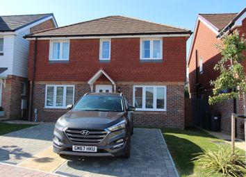 4 bed detached house for sale in St. Lawrence Crescent, Maidstone, Kent ME17