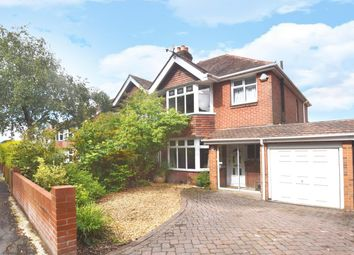3 bed semi-detached house for sale in Peartree Avenue, Southampton SO19