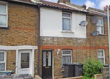Thumbnail 2 bed terraced house for sale in Railway Street, Northfleet, Gravesend, Kent