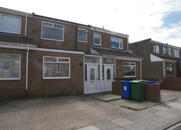 Thumbnail 3 bedroom terraced house to rent in Storey Street, Cramlington