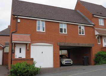 Thumbnail 1 bed property for sale in Thoresby Drive, Hereford