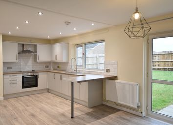 Thumbnail 3 bed terraced house to rent in Maple Close, Raf Lakenheath, Brandon