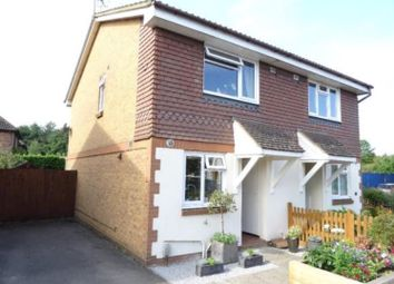 Thumbnail 2 bed semi-detached house to rent in Marshall Place, New Haw