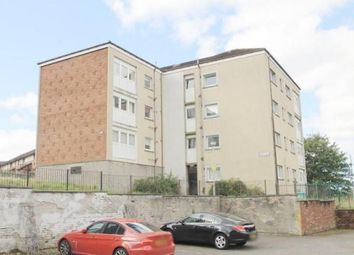 Thumbnail 2 bed flat for sale in 8, Woodside Court, Coatbridge ML55Le