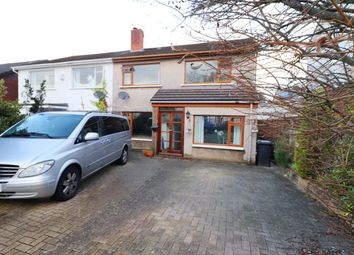 3 bed semi-detached house for sale in Nant-Fawr Crescent, Cyncoed, Cardiff CF23