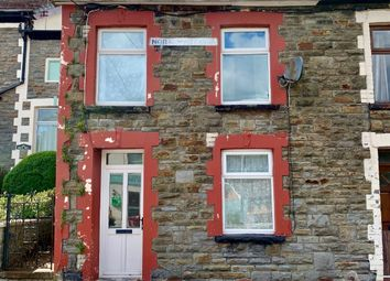 2 bed terraced house for sale in North Terrace, Maerdy, Ferndale CF43