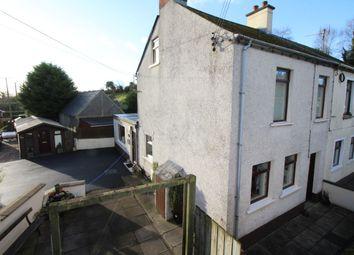 Thumbnail 2 bed semi-detached house for sale in Woodburn Villas, Woodburn Road, Carrickfergus