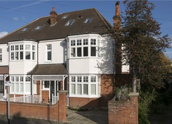 Thumbnail 5 bed semi-detached house for sale in Oakwood Road, West Wimbledon