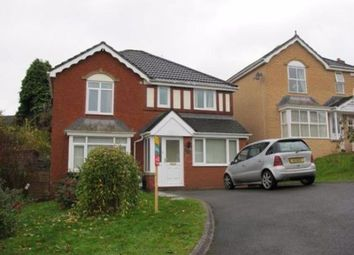 Thumbnail 4 bed detached house for sale in Allt-Yr-Yn Heights, Newport