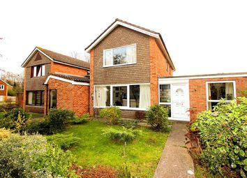 Thumbnail 4 bed detached house for sale in Kensington Close, Thornbury, Bristol