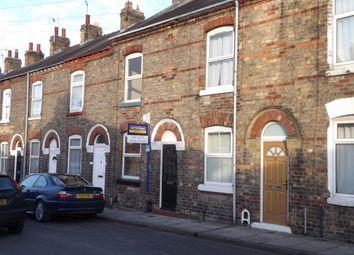 Thumbnail 2 bedroom terraced house to rent in Livingstone Street, York