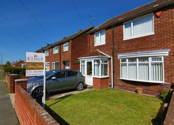 Thumbnail 4 bed terraced house for sale in Rembrandt Avenue, South Shields