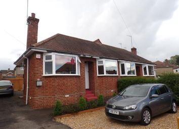 Thumbnail 2 bed bungalow for sale in Windsor Crescent, Duston, Northampton, Northamptonshire