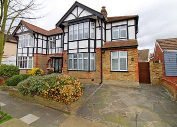 4 bed semi-detached house for sale in Ashmour Gardens, Romford RM1
