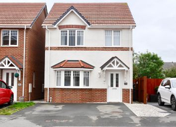 Thumbnail Detached house for sale in Garden Village, Saltney, Chester