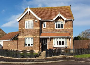 Thumbnail 4 bed detached house for sale in Lawrence Close, Selsey