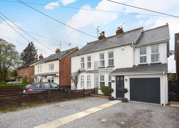 Thumbnail 4 bedroom semi-detached house for sale in Lambwood Hill, Grazeley