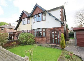 Thumbnail 3 bed semi-detached house to rent in East Avenue, Great Sankey, Warrington