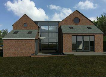 Thumbnail 4 bed detached house for sale in Hocker Lane, Over Alderley, Cheshire