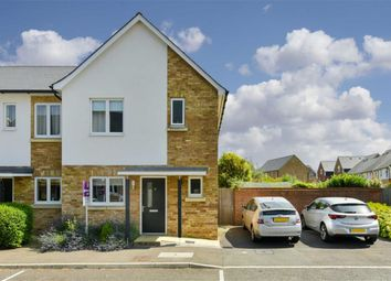 Thumbnail 3 bed semi-detached house for sale in Pine Close, Epsom, Surrey