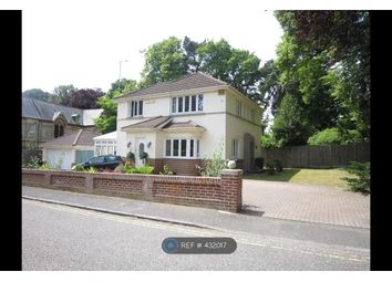 Thumbnail 4 bedroom detached house to rent in Bournewood Drive, Bournemouth