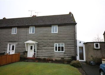 Thumbnail 3 bedroom semi-detached house for sale in Sleetbeck Road, Roadhead, Carlisle, Cumbria