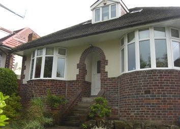 Thumbnail 4 bed detached house to rent in Manchester Road, Sheffield