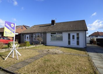 Thumbnail 2 bed semi-detached bungalow to rent in Beehive Green, Westhoughton