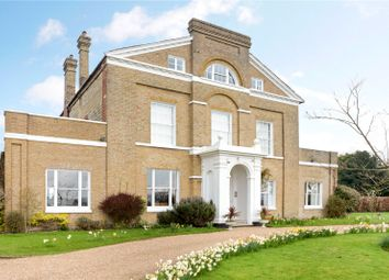 Thumbnail 4 bed flat for sale in Crowdleham House, Heaverham Road, Kemsing, Sevenoaks