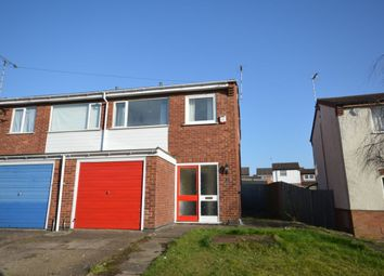 Thumbnail 3 bed semi-detached house to rent in King Street, Whetstone, Leicester