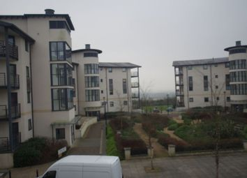 Thumbnail 2 bed flat for sale in Pasteur Drive, Swindon