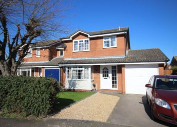 Thumbnail 3 bed detached house for sale in Grasmere, Stukeley Meadows, Huntingdon, Cambridgeshire.