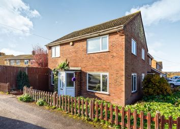 Thumbnail 3 bed semi-detached house for sale in Swinburne Avenue, Hitchin