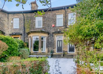 Thumbnail 5 bed terraced house for sale in The Crescent, Halifax, West Yorkshire