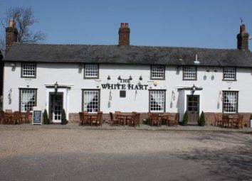 Thumbnail Pub/bar for sale in The White Hart Thaxted Road, Saffron Walden