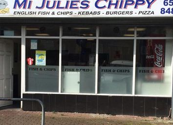 Thumbnail Leisure/hospitality for sale in Fish & Chips, Fast Food Takeaway M24, Middleton, Manchester