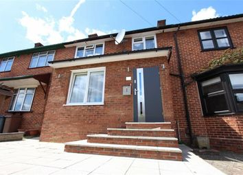Thumbnail 4 bed terraced house to rent in Hoppett Road, Chingford, London