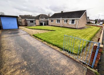 Thumbnail 3 bed bungalow for sale in Hillstead Close, Tetney