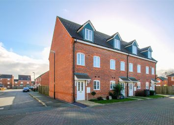 Thumbnail 3 bed town house for sale in Brundard Close, Walsall