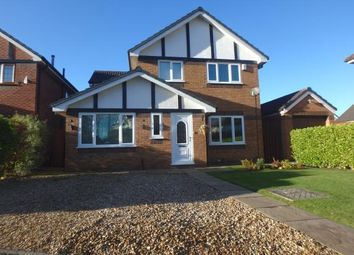 Thumbnail 4 bedroom detached house for sale in Burrington Close, Fulwood, Preston, Lancashire
