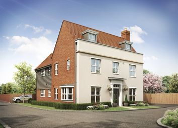 "Thumbnail 5 bedroom detached house for sale in ""The Winchester"" at Hollow Lane, Broomfield, Chelmsford"