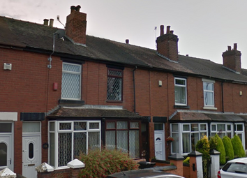 Thumbnail 2 bed terraced house to rent in Basford Park Road, May Bank, Newcastle-Under-Lyme