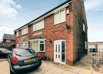 Thumbnail 3 bed semi-detached house for sale in Wellfield Close, Bury