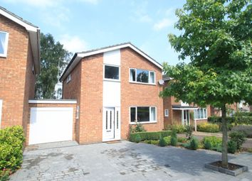 Thumbnail 4 bed link-detached house for sale in Longacre Gardens, Bury St. Edmunds