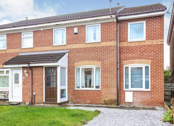 Thumbnail 3 bed semi-detached house for sale in Farn Avenue, Reddish, Stockport, Greater Manchester